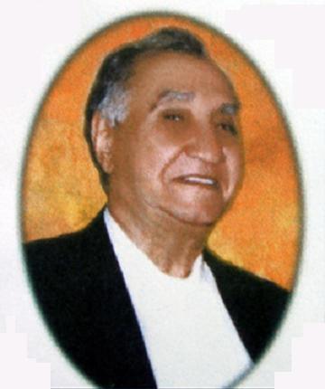 حاج میر عباس عمرانی گرگری