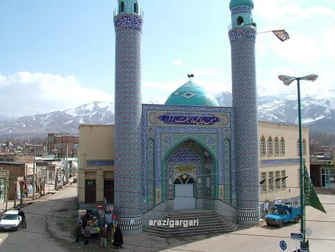 مسجد جامع تازه تاسیس گرگر