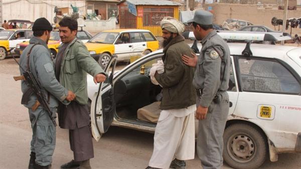 تدابیر امنیتی در گشایش لویه جرگه کابل
