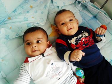 محمد و رایین