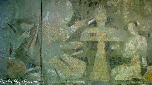 نقش ِ سُغدیِ اواخر عهد ساسانی