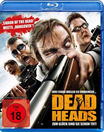 DeadHeads 2011 BluRay 720p MKV AVI دانلود فیلم