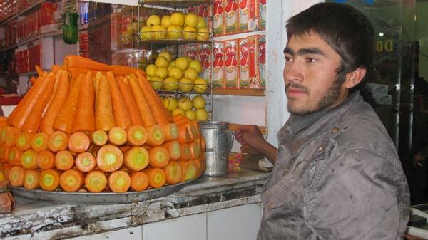نمایشگاه عکس: شب های کابل