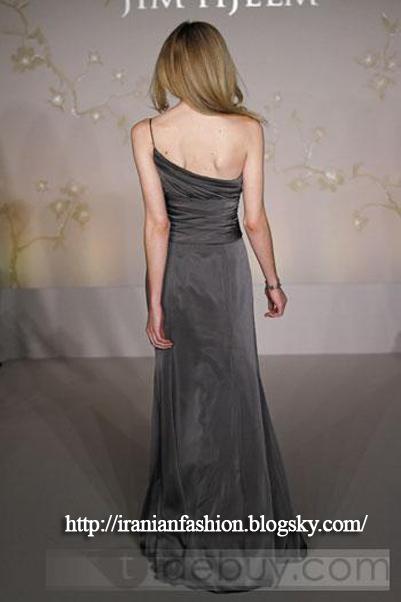 مدل لباس شب و مهمانی مشکی