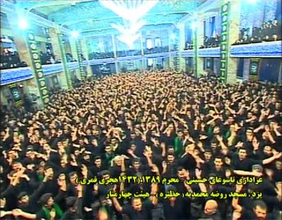 حاج محمد علی ابراهیمی _ چهار منار