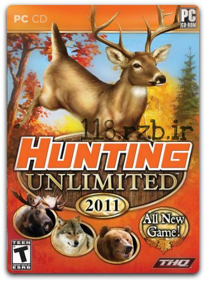 Hunting Unlimited 2011 (2010/Eng/RePack By Ultra)