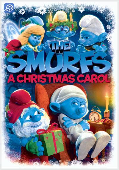 Ts دانلود انیمییشن The Smurfs: A Christmas Carol 2011