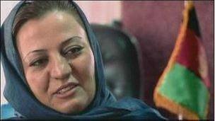 دادستان زن افغان در فهرست 'صد متفکر برتر جهان'