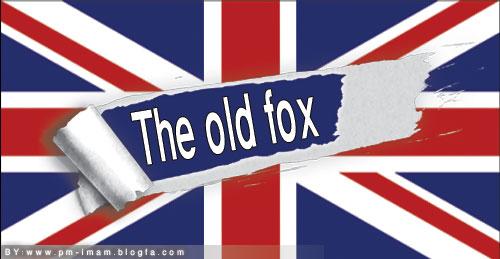 انگلیس روباه پیر!!!