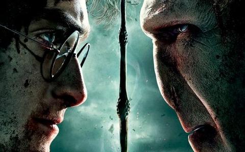 ولدمورت و هری