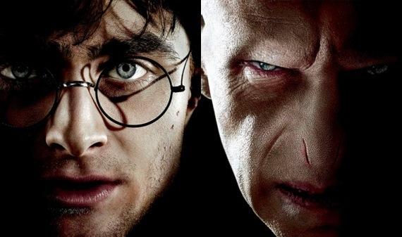 هری پاتر و ولدمورت