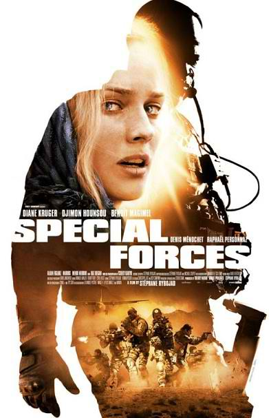 Special Forces 2011 DVDRip 500MB دانلود فیلم