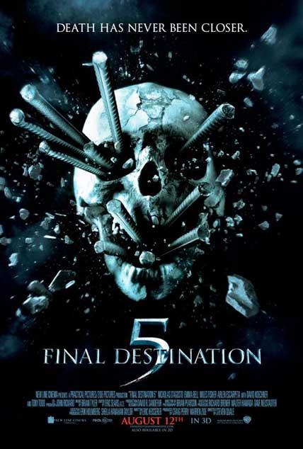 دانلود فیلم Final Destination 5 2011