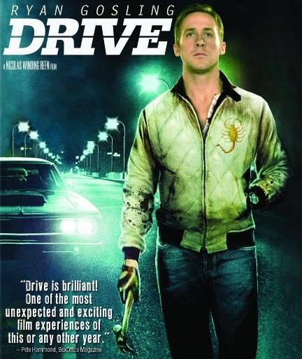 Drive 2011 BRRip 720p 600MB دانلود فیلم