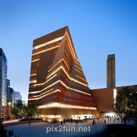 4 عکسهای زیباترین ساختمان های جهان