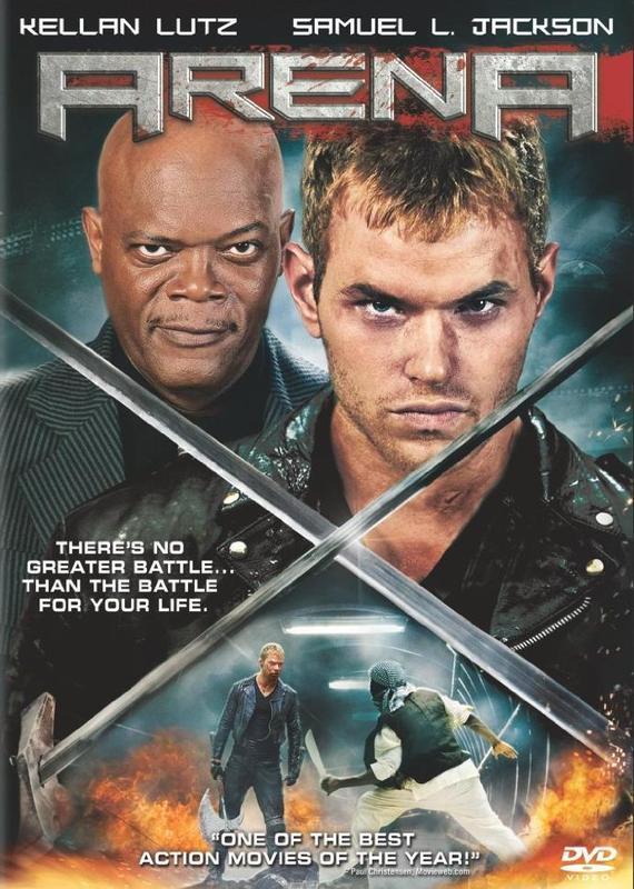 Arena 2011 BRrip 720p MKV 500MB دانلود فیلم