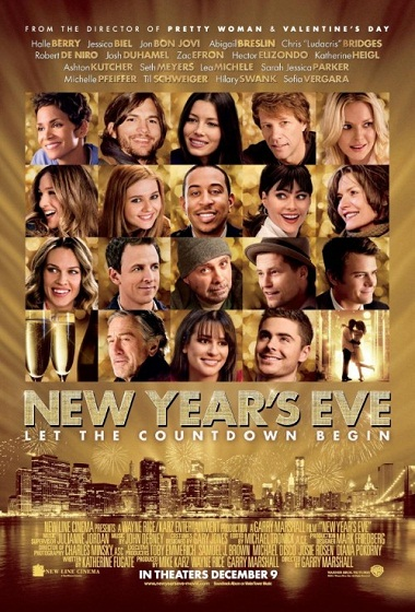 New Years Eve 2011 TS MKV 400MB دانلود فیلم