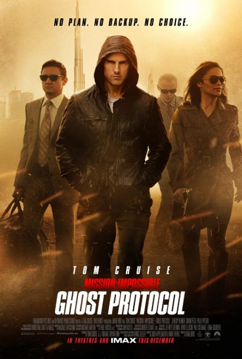 Mission Impossible Ghost Protocol 2011 TS MKV x264 دانلود فیلم