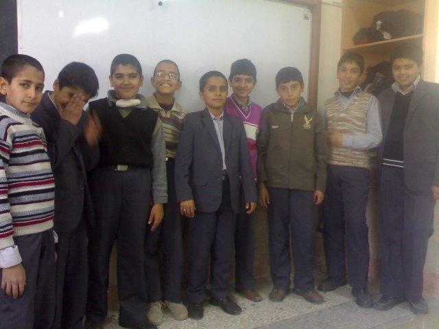 دانش آموزان دوم 7