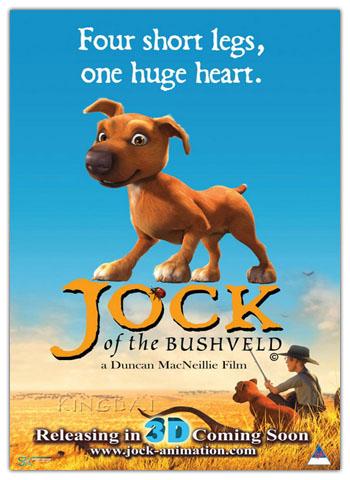 Jock of the Bushveld 2011 DVDRIP XviD-UnKnOwN دانلود فیلم
