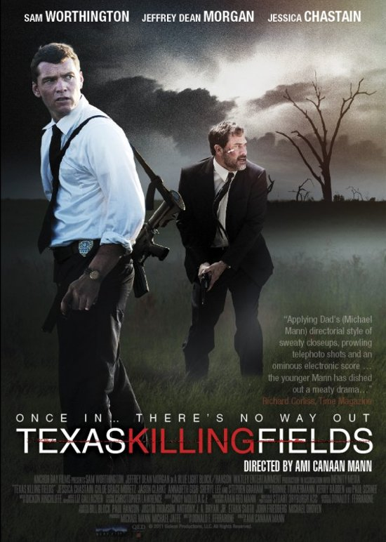 Texas Killing Fields 2011 LiMiTED BRRip 720p 600MB دانلود فیلم
