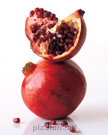 5 عکسهای بسیار زیبا از میوه انار