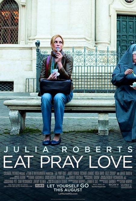 دانلود فیلم Eat Pray Love 2011 دانلود فیلم