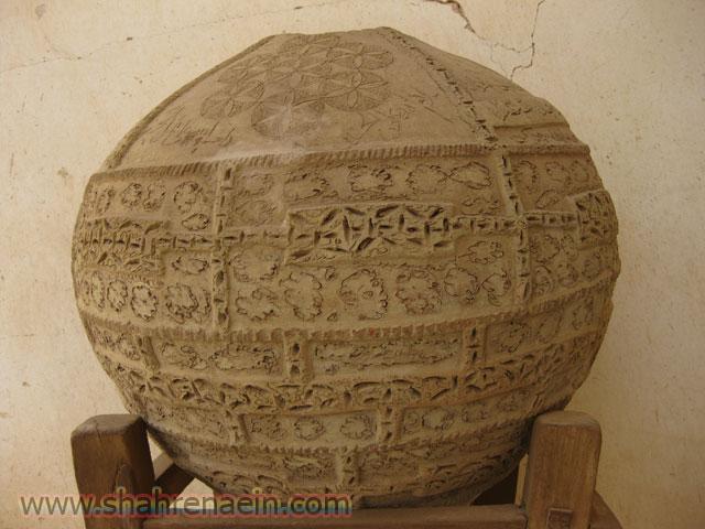 اشیای تاریخی موزه مردم شناسی کویر شامل 27تصویر
