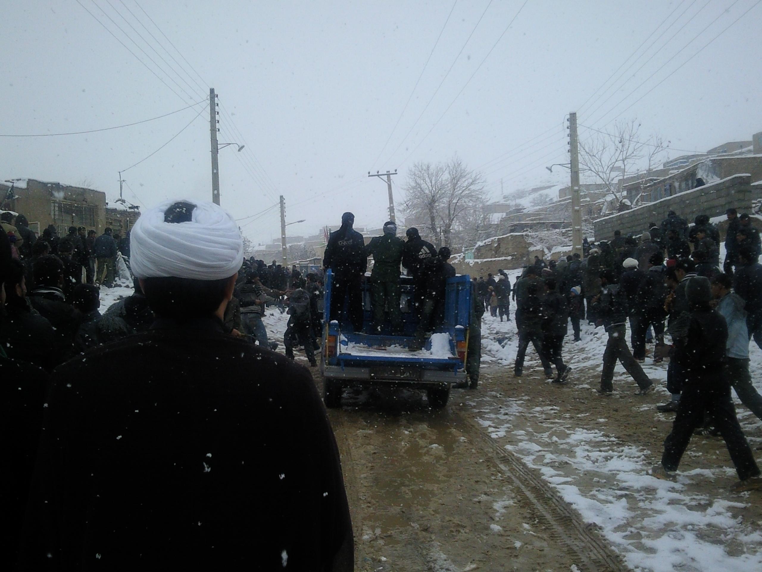 روستای چنارک