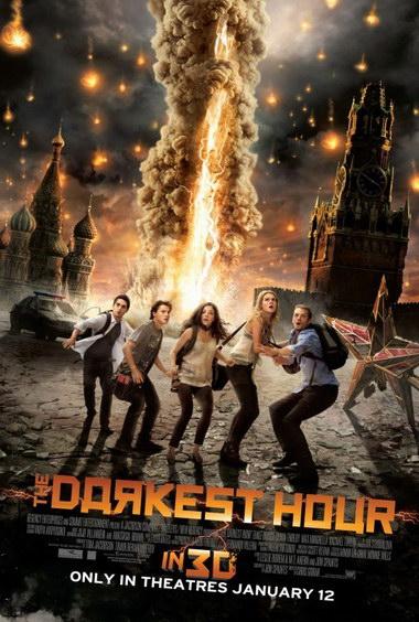 دانلود فیلم The Darkest Hour 2011