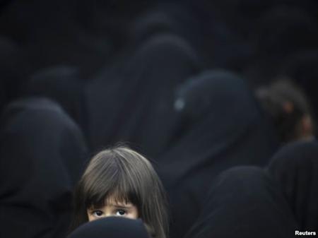 ازدواج دختربچه ها در ایران