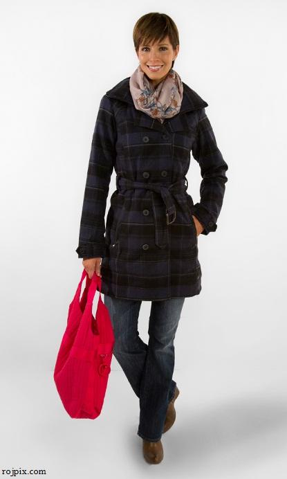 مدل مانتو زمستانی زنانه 2012     Rojpix.Com