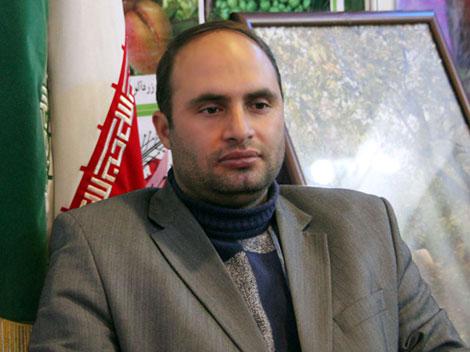 مهندس علی وظیفه شناس رئیس شورای اسلامی شهر سردرود