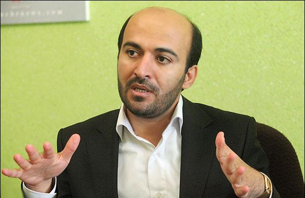مهندس فیصل مرداسی رئیس مرکز ملی فرش ایران