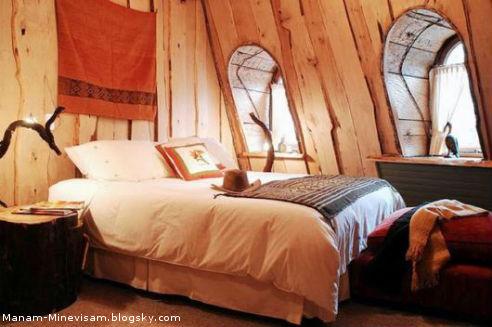 هتل زیبا در کشور شیلی