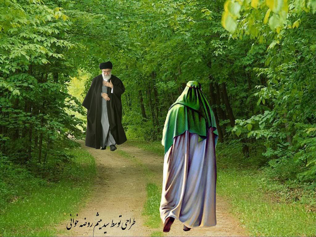 عکس نامه امام زمان به شیخ مفید
