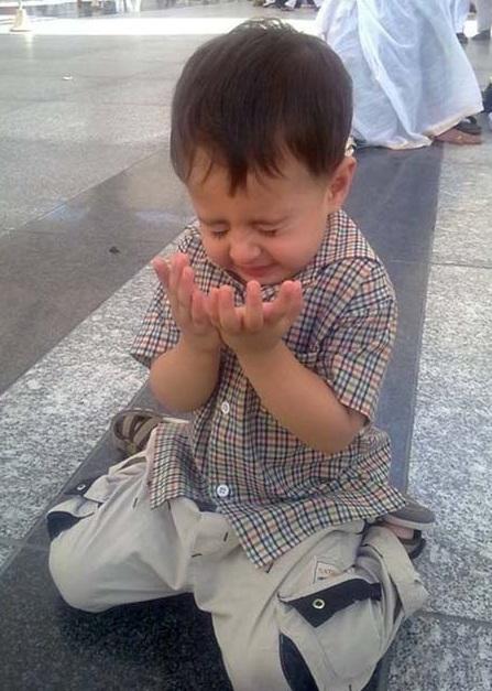 کودک و دعا