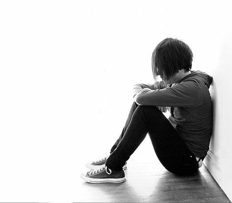 افسرده