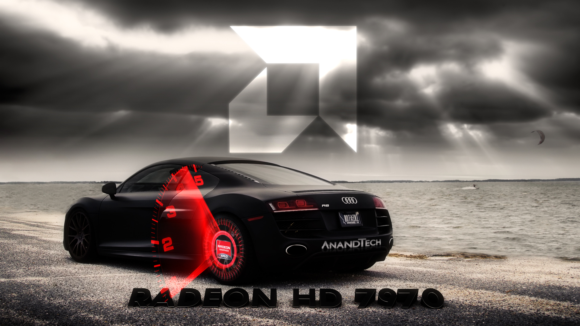 Group Of Amd Black Vision Wallpaper