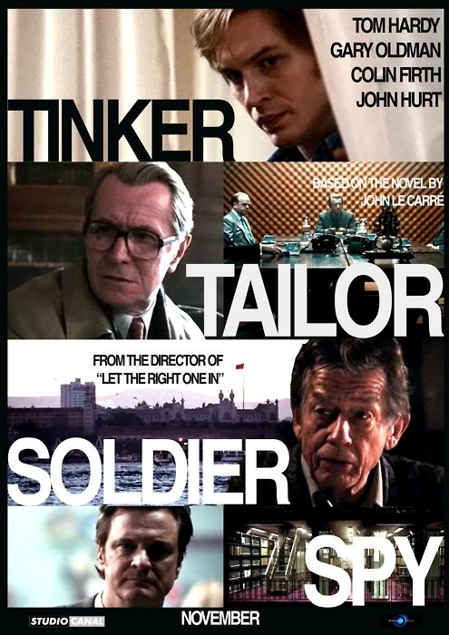 دانلود فیلم Tinker Tailor Soldier Spy 2011