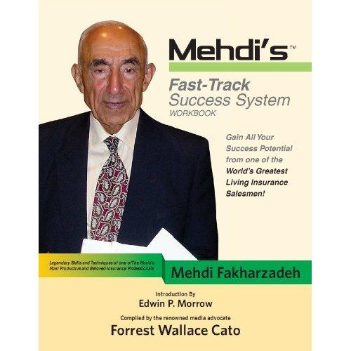دکتر مهدی فخارزاده ( بزرگترین فروشنده ایرانی بیمه عمر در دنیا )