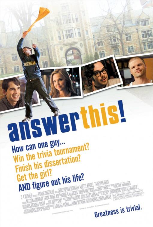 دانلود فیلم Answer This 2010