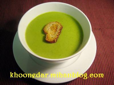 سوپ سبز