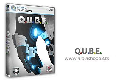 بازی Q.U.B.E - بازی مکعب