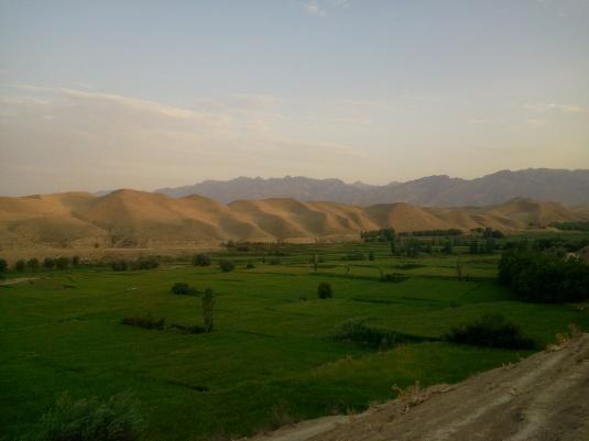 شهرستان گلات - دهستان هزارمسجد- روستای لاین نو