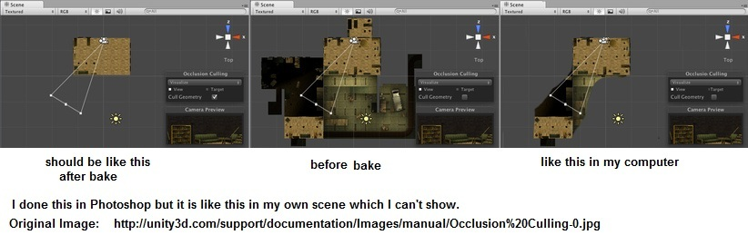 What's wrong with Occlusion Culling - Unity Forum