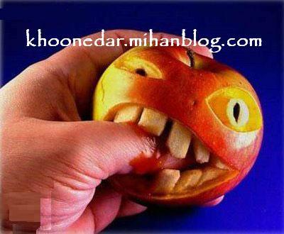 میوه های جالب