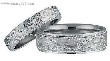 حلقه های ازدواج (عکس)