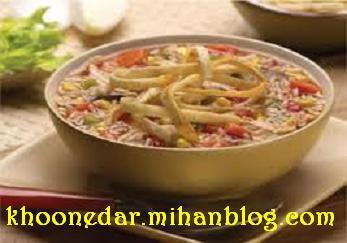 سوپ اسپانیایی