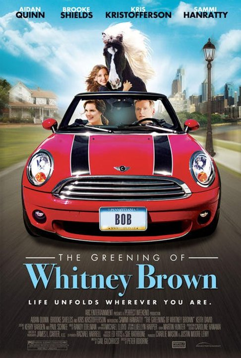 دانلود فیلم The Greening of Whitney Brown 2011
